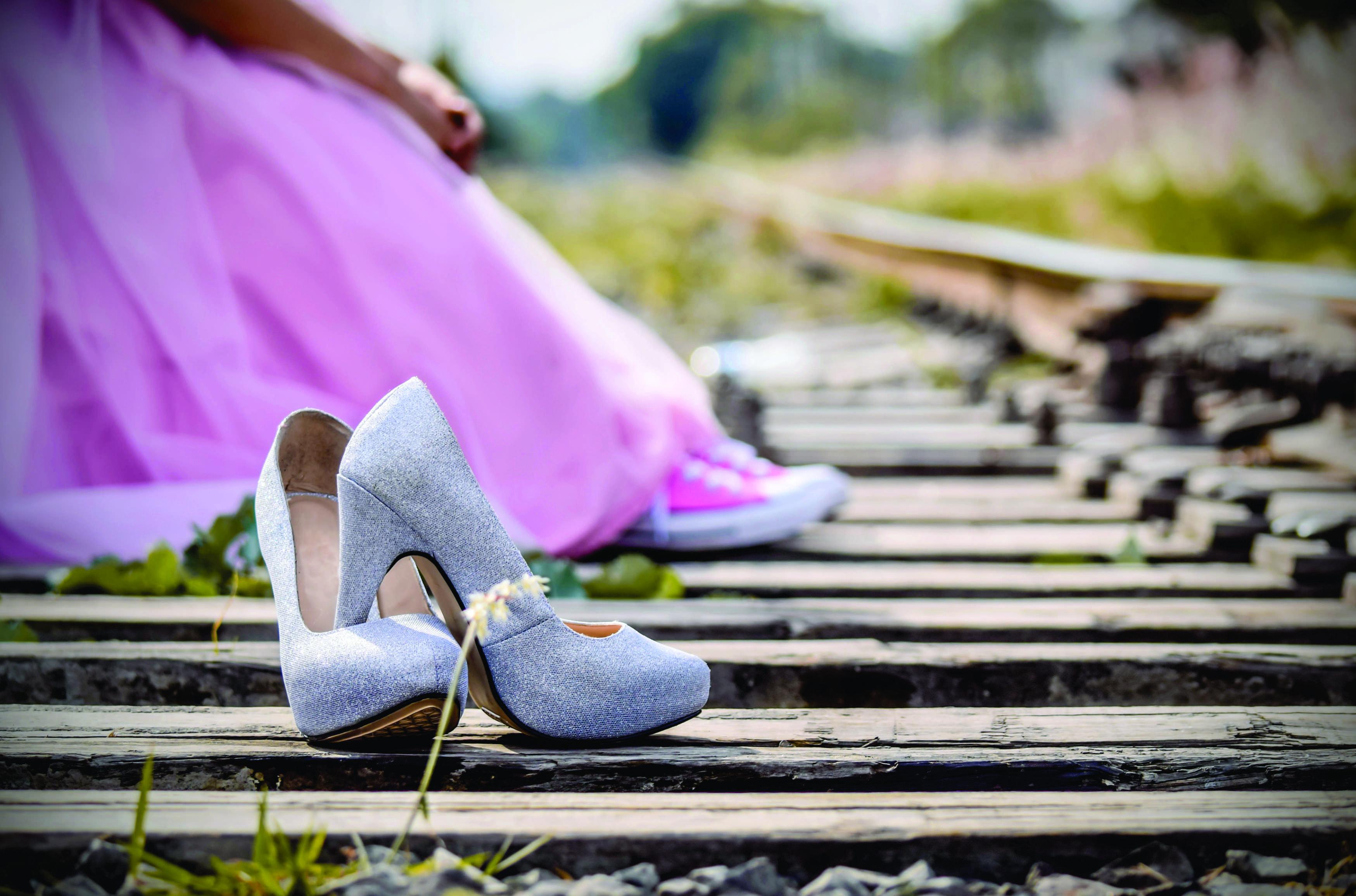 Sapatos para festa de 15 anos