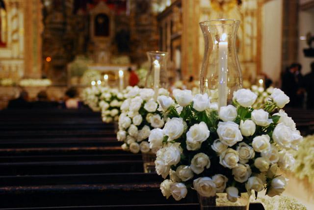 Decoração de casamento. Crédito: Blenda Souto Maior/DP/D.A Press