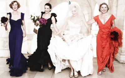 Conheça alguns dos penteados de noiva mais famosos do cinema!