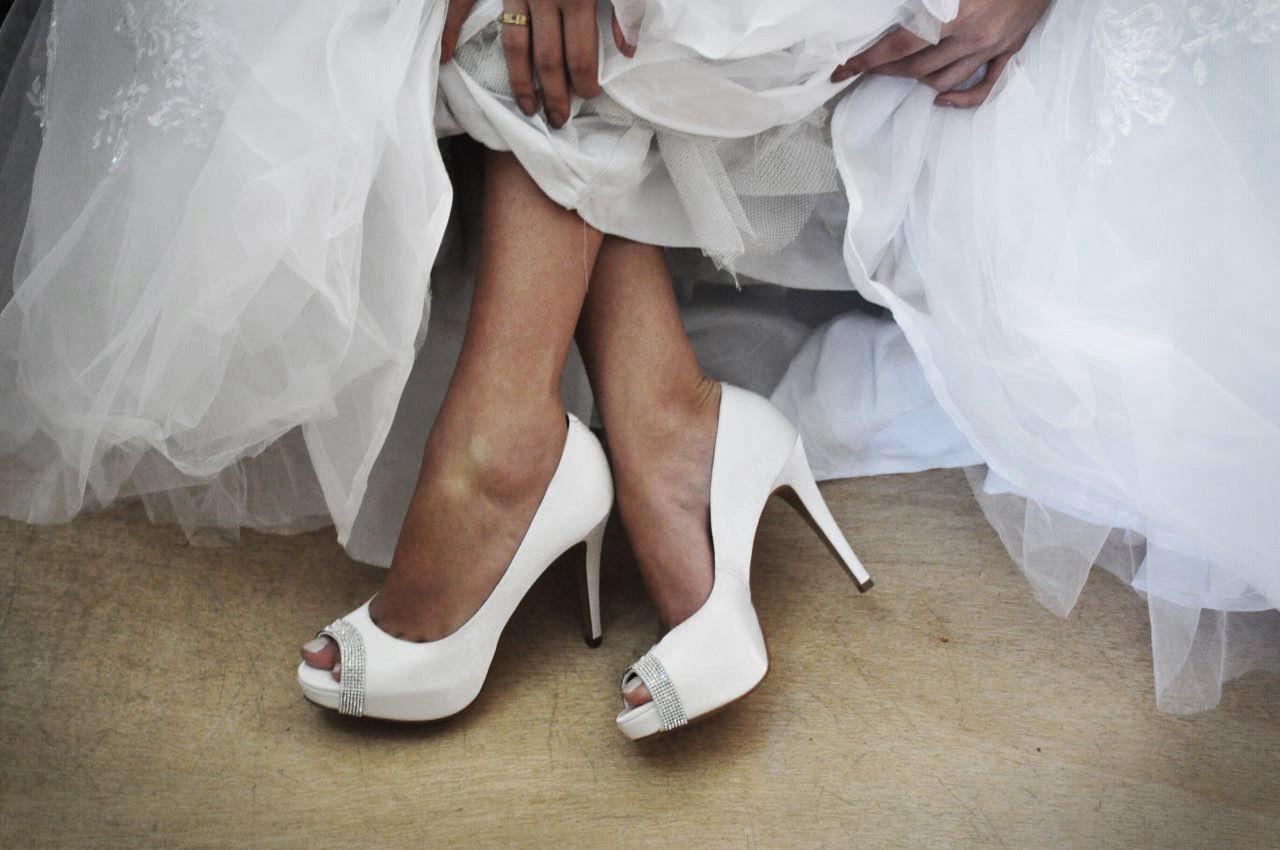 18831073de Sapatos de noiva  saiba como escolher o modelo ideal