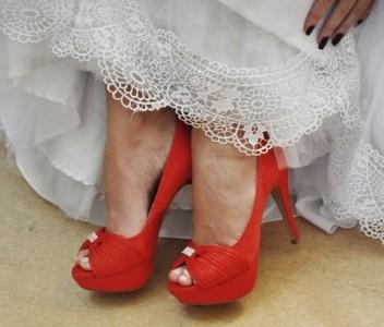 Sapatos de noiva: saiba como escolher o modelo ideal