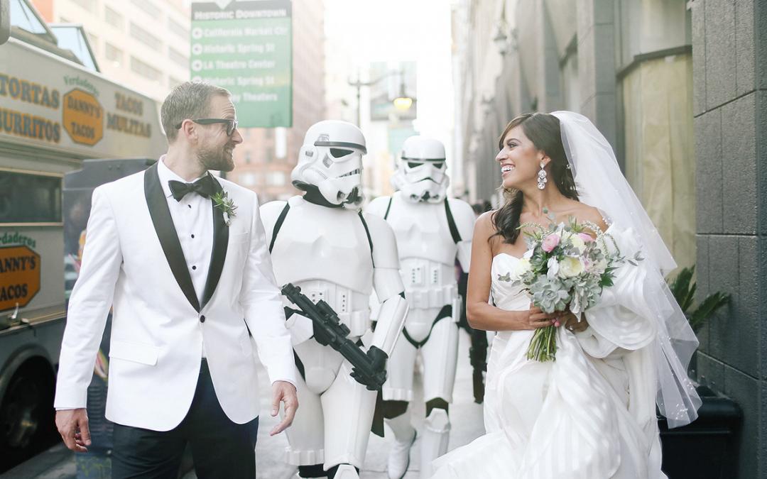 Casamentos Geek: veja o que 6 casais aprontaram para o grande dia!