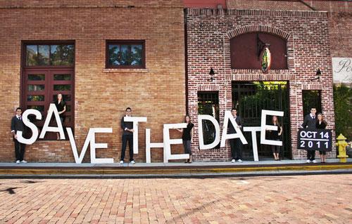 Save the Date: busque aqui as inspirações para o seu!