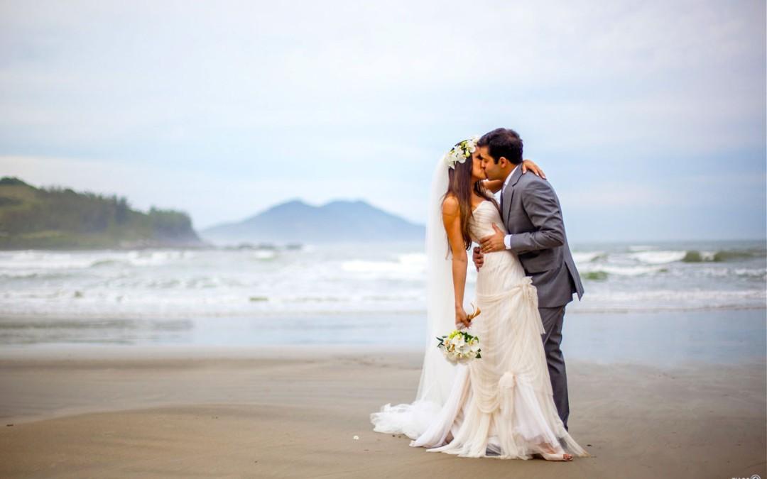 Dica para as noivas: como escolher o look de casamento na praia?