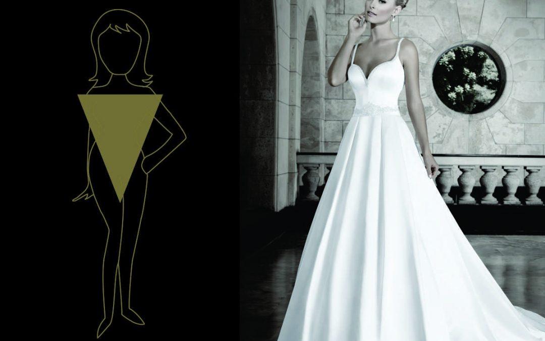 Quais tipos de vestidos de noiva para cada biotipo?