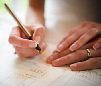 Documentos para casar: civil e religioso