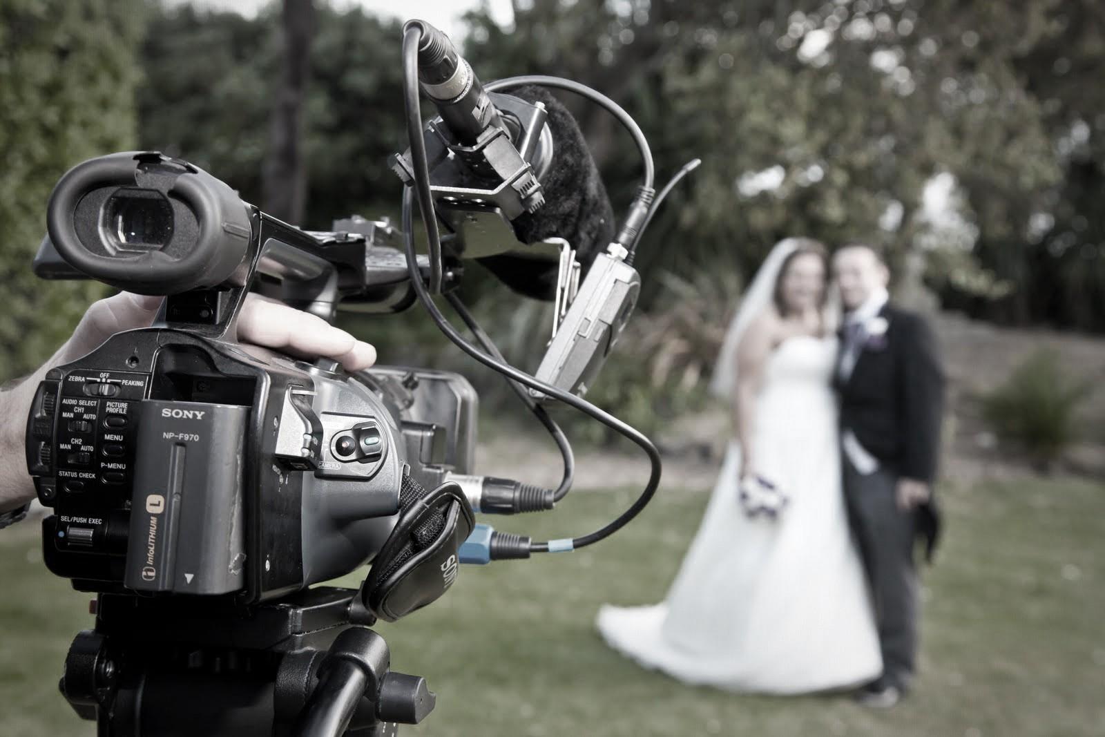 videos de casamento