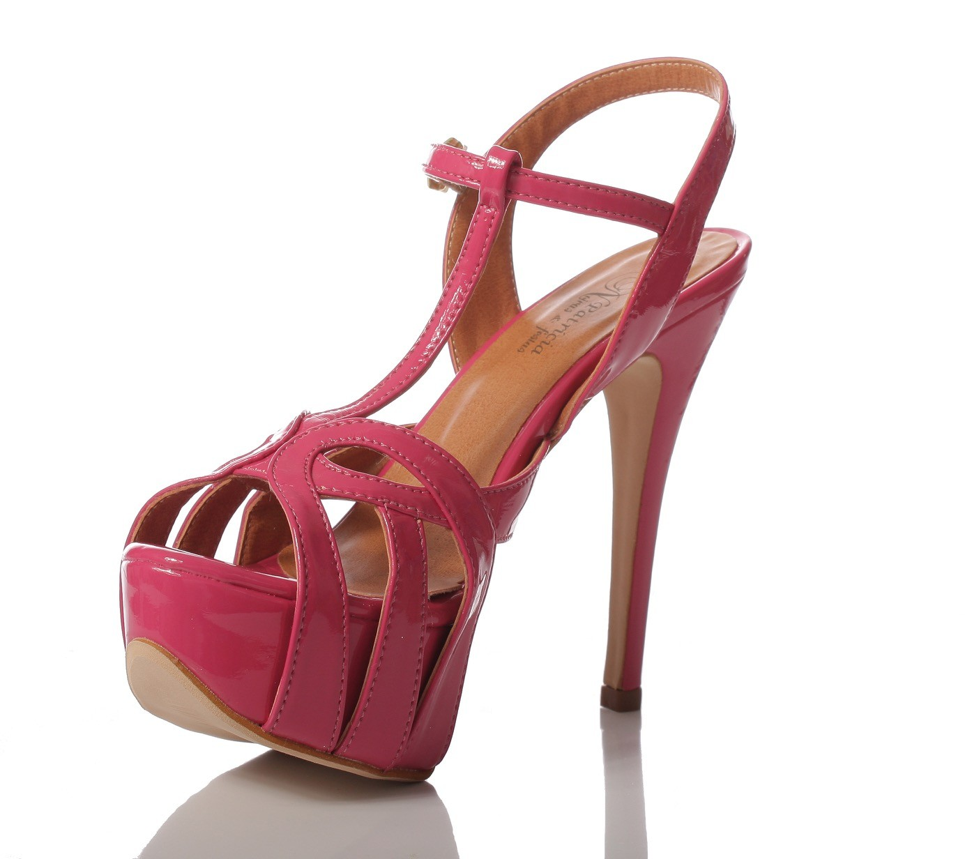 fb9118ec6 Sapato para noivas e festas PNF 14 Pink- Patrícia Noivas & Festas