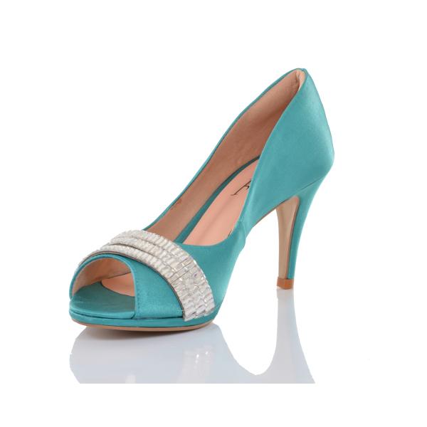 Sapato de Noiva Tiffany PNF 85