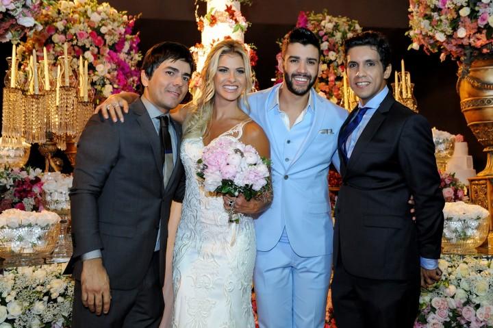 7ad9e0c1010 5 detalhes do casamento de Gusttavo Lima que você vai querer ver!
