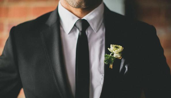Como escolher a gravata certa para o seu casamento?