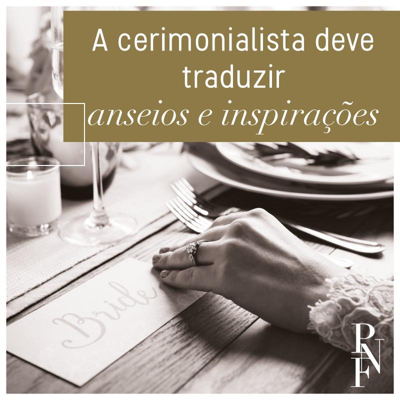 cerimonialista