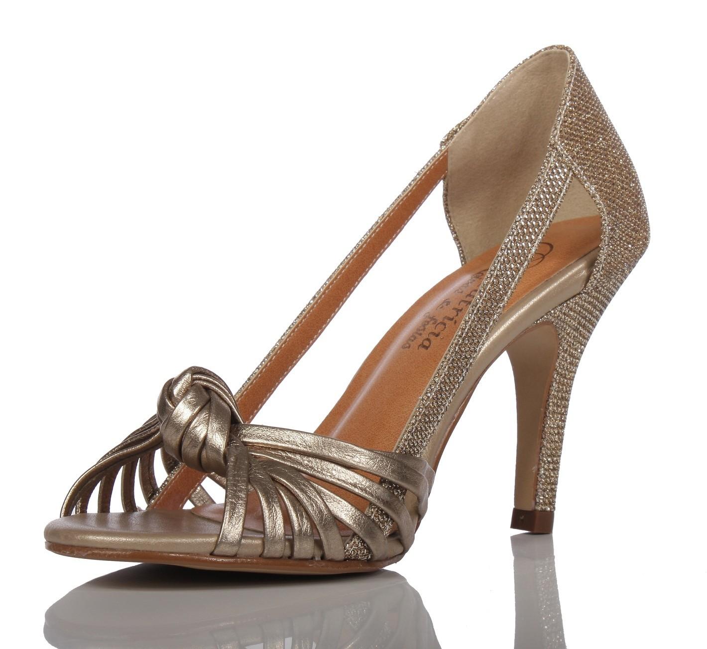 409c040063 Sapato de noiva e festas - Patricia Noivas e Festas