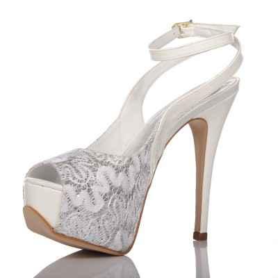 Sapato de noiva PNF 16