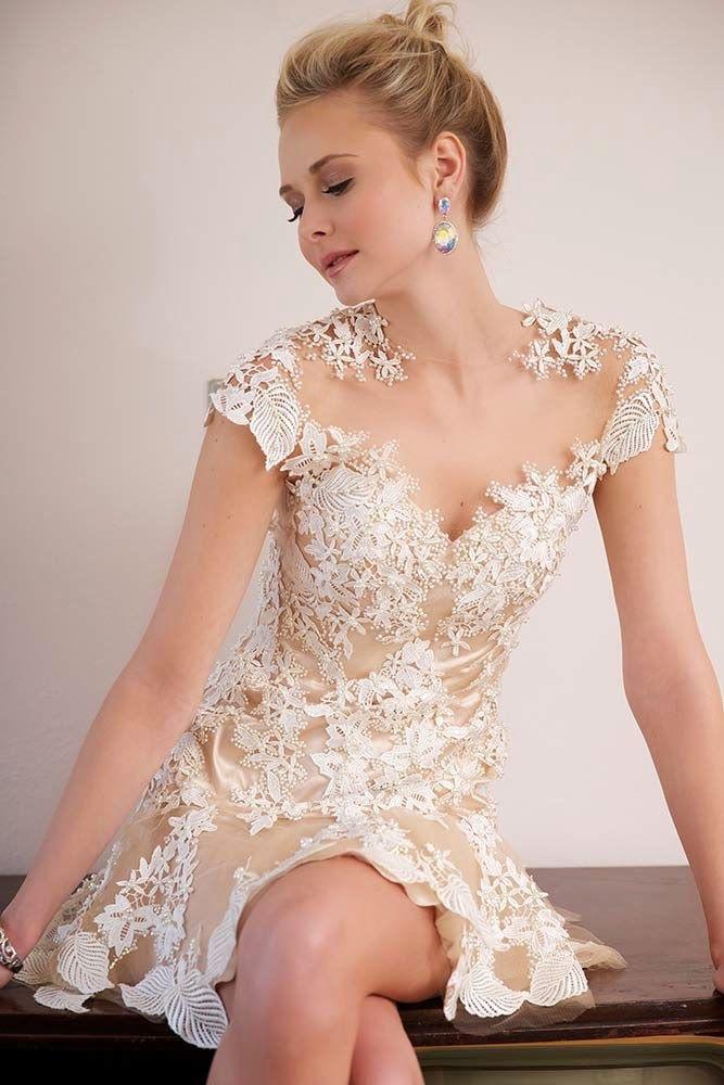 Como escolher o seu vestido para casamento civil for Modelos de mamparas para duchas