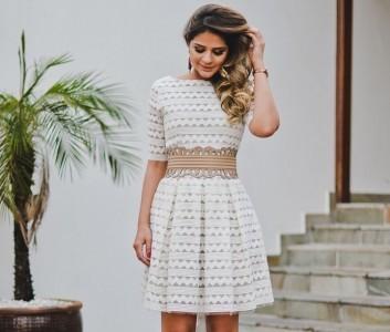 Como escolher o seu vestido para casamento civil?
