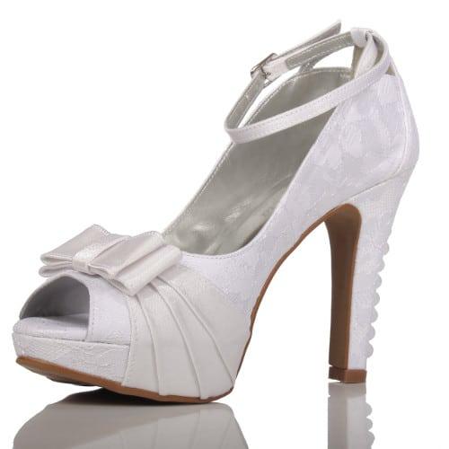 fd2a02015c Sapatos de noiva  os 5 melhores modelos para casamento