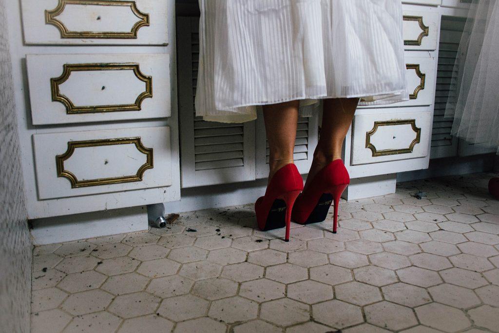 como conservar sapatos