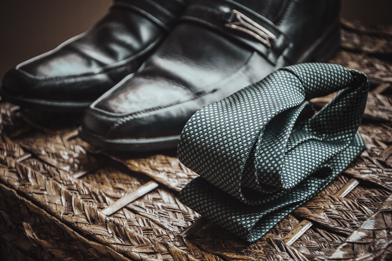 como escolher a gravata certa