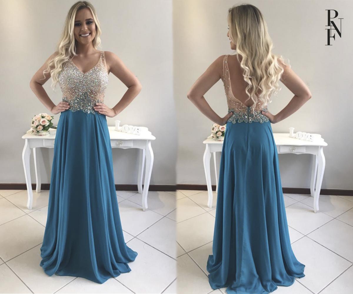 vestidos para festas