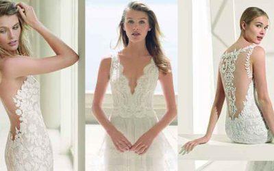 Rosa Clará: vestidos de noiva mais elegantes e românticos