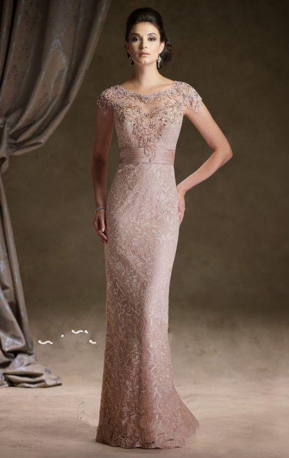 vestido para mãe da noiva