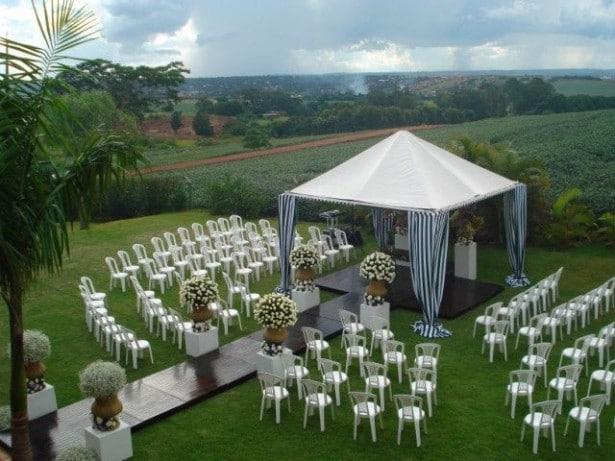 locais para casamento