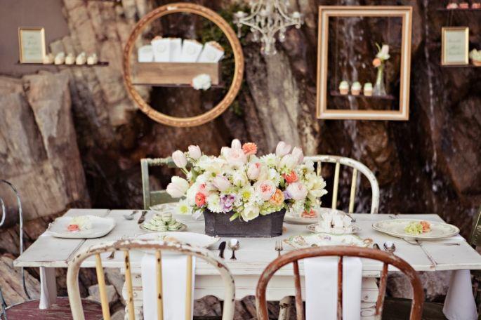 Casamento Shabby Chic: descubra mais essa tendência!