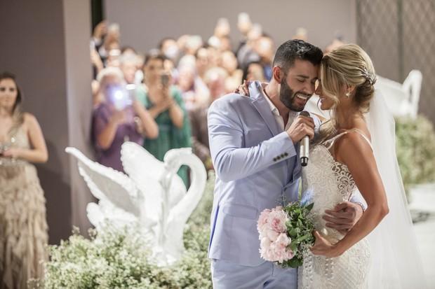 5 detalhes do casamento de Gusttavo Lima que você vai querer ver!
