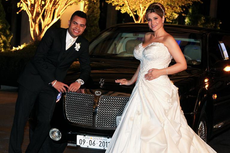 casamentos de jogadores de futebol pique
