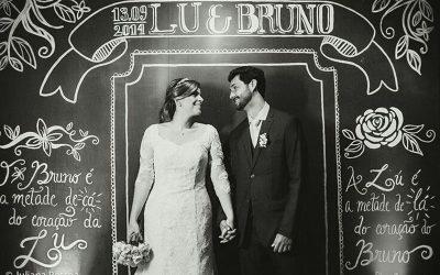 Chalkboard de casamento: descubra o que é e como usar!