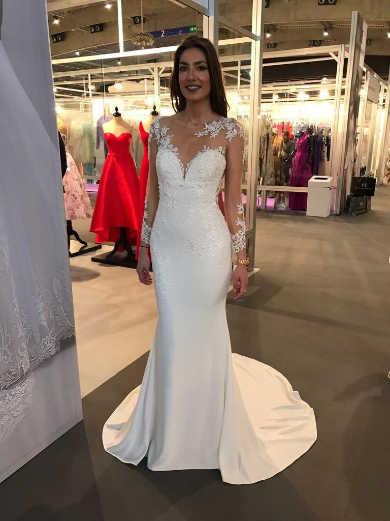 vestido de noiva sensual