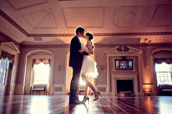 danca dos noivos
