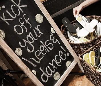 Como animar a pista de dança no seu casamento