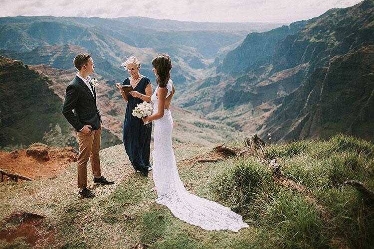 Elopement wedding: descubra a nova tendência em casamentos!