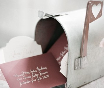 Convites de casamento: como preparar e enviar?