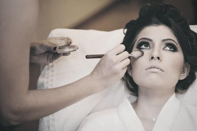 penteados e maquiagem para noiva