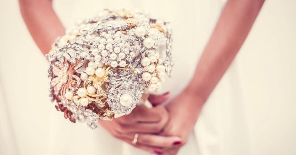 Conheça 6 tendências diferentes de buquê de noiva