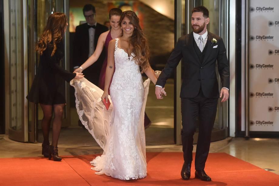 7 casamentos de jogadores de futebol para você relembrar