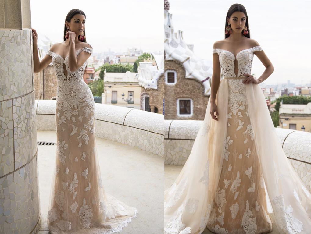 Noivas 2018: Sereia e princesa num modelo só