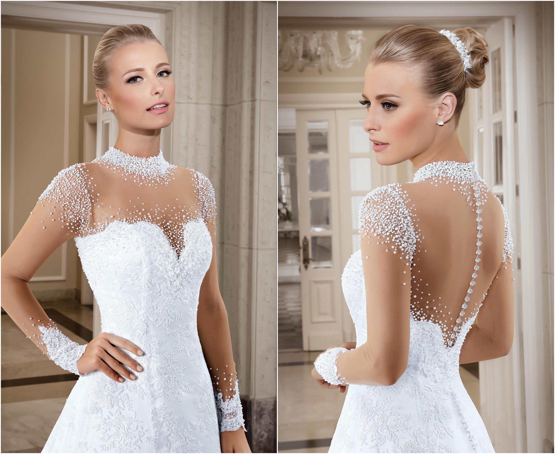 Modelos de vestidos de noiva: 7 tendências para você se inspirar!