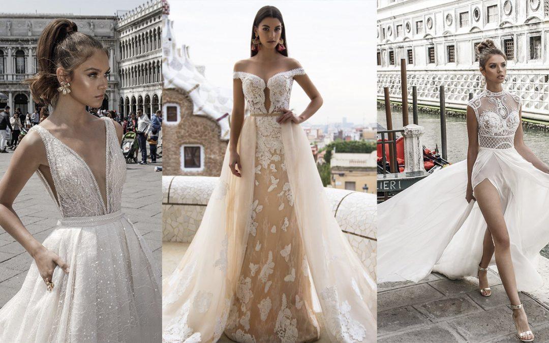 Tendências em vestidos de noivas 2018: 6 detalhes para se inspirar