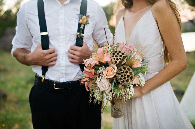 acessórios para o noivo