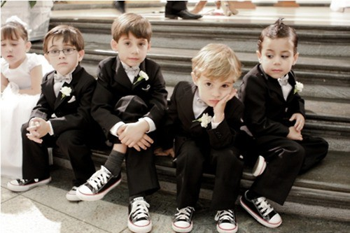 Pajem de casamento: o que está na moda para os pequenos?