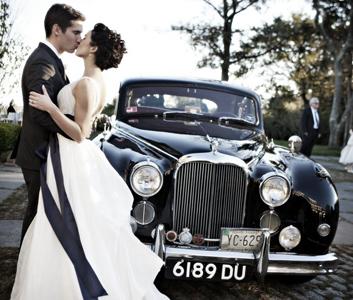Carros para casamento: 5 dicas para a noiva escolher o seu