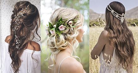 5 maneiras de ter um penteado boho chic para o seu casamento!