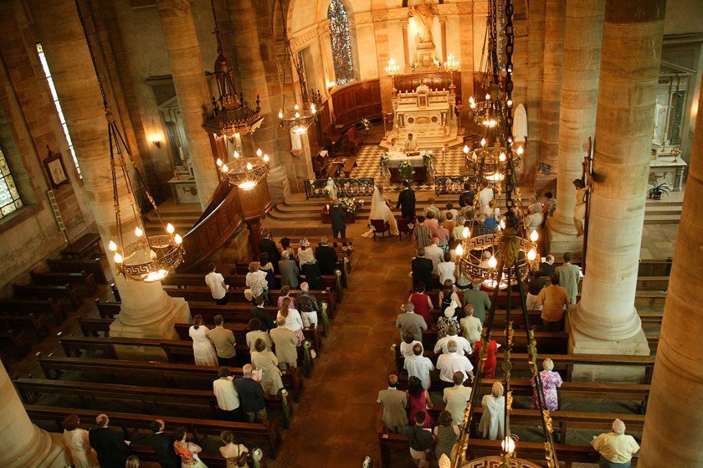cerimônia religiosa