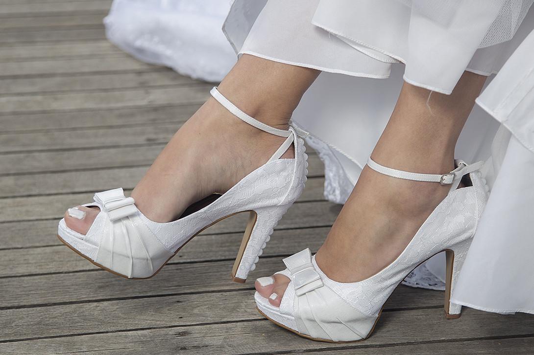 Sapatos de noiva: os 5 melhores modelos para casamento