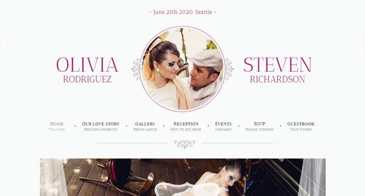 sites de casamento