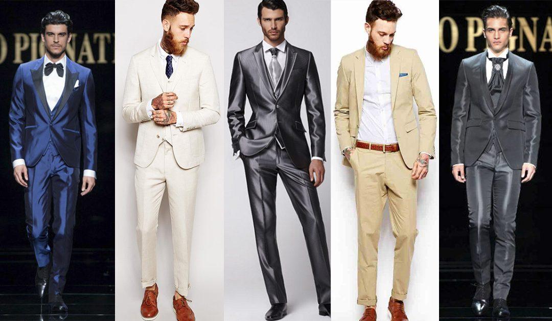 Eles querem saber: quais as tendências de ternos para noivos?